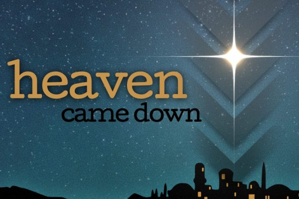 Heaven Came Down Archives   Five Forks Church